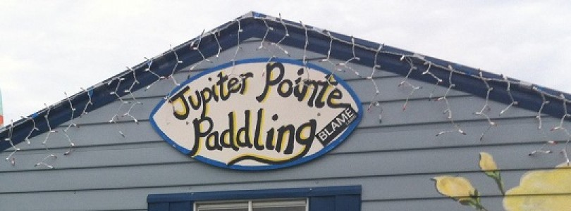 Jupiter Pointe Paddling – Jupiter, Florida