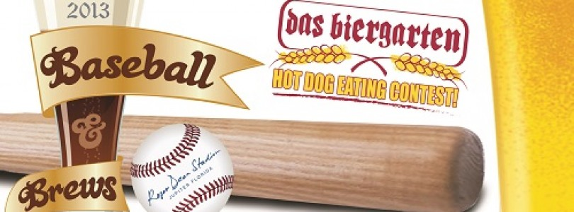 Baseball & Brews 2013 at Roger Dean Stadium - Jupiter, Florida